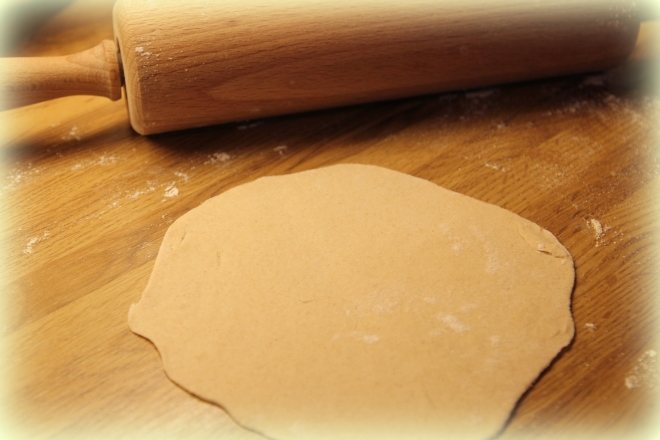 Kjevle chapati