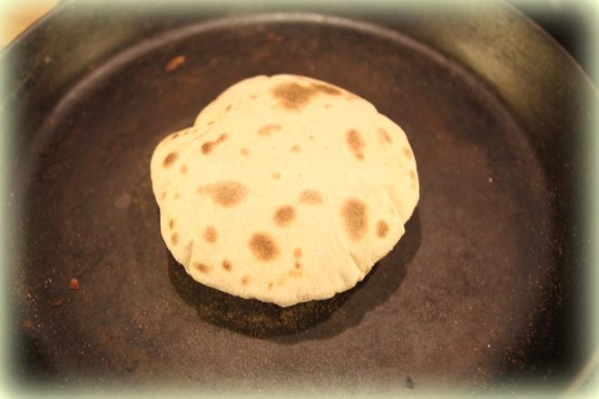 Steke chapati